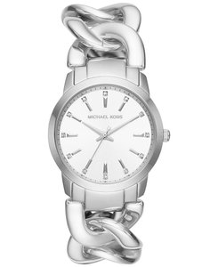 Michael Kors Michael Kors Women's Elena Stainless Steel Chain Bracelet Watch MK3607