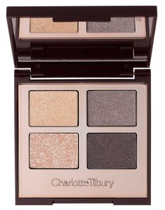 Charlotte Tilbury The Uptown Girl color coded eyeshadow palette, .18 oz.