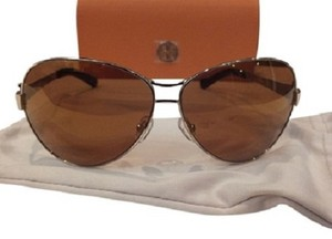 Tory Burch Tory Burch Aviator Sunglasses Style#0TY6005 101/97