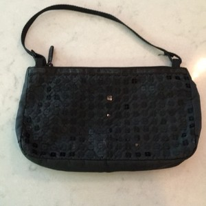 LeSportsac Black Clutch