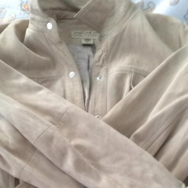 Jones New York Tan Jacket