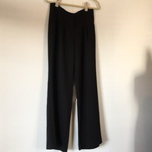 Eva Mendes New York & Company Wide Leg Pants Black