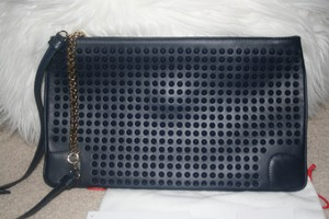 Christian Louboutin Studded Leather Cross Body Bag