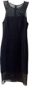 Nordstrom Sleeveless Evening Night Out Detail Flattering Dress