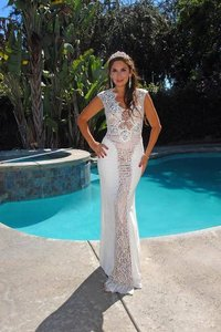 Wedding Dress From Alfred Angelo Bridal Company Store Beverly Hills! Wedding Dress