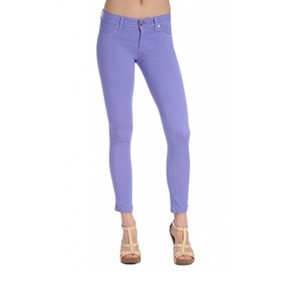 DL1961 Denim Purple Skinny Jeans-Light Wash
