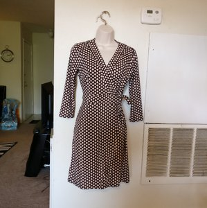 Ann Taylor short dress on Tradesy
