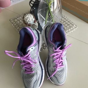 Asics Silver Athletic
