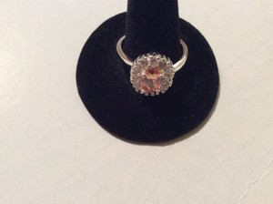 Other .925 sterling silver morganite