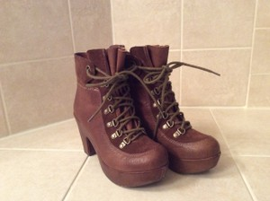 Kork-Ease Brown Boots