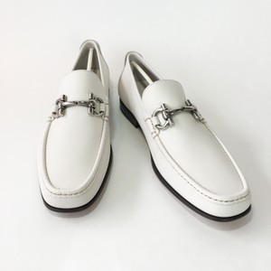 Salvatore Ferragamo White Formal