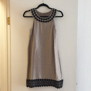 Nine West short dress Lavendar and black on Tradesy