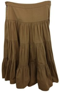 Chlo Chloe Brown Skirt