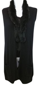 Joie Black Knit Top