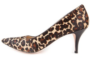 Cole Haan Leopard Pumps