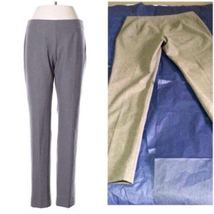 Theory Trouser Pants Gray