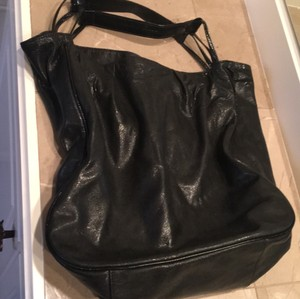 Purse Tote in Black