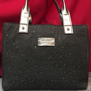 Kate Spade Tote in Gray And Silver