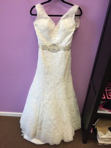 Justin Alexander Lillian West 6302 Wedding Dress