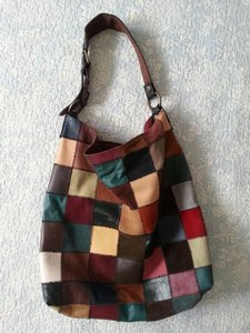 Lucky Brand Vintage Style Stunning Fall Shoulder Bag