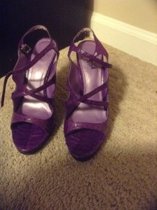 Joey O Purple Sandals
