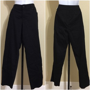Venezia by Lane Bryant Capris Black