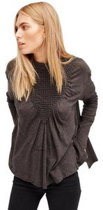 Free People Romantic Smock Bohemian Tunic