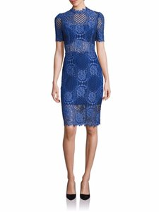 Alexis Lace Felicia Sheath Dress