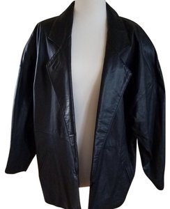 Toff London Genuine Leather Longsleeve Leather Jacket