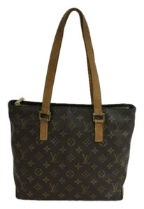 Louis Vuitton Lv Canvas Brown Shoulder Bag
