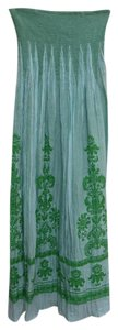 Green Maxi Dress by Lapis