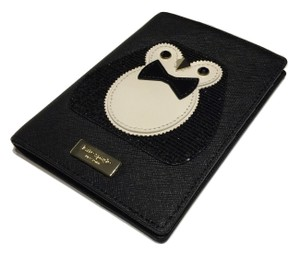 Kate Spade Kate Spade Imogene Passport Holder Case WLRU2689 Clifton Lane Penguin