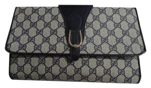 Gucci Equestrian Accents Cross Body Bag