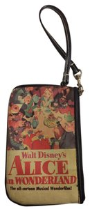 Other Vintage Alice in wonderland wristlet