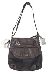 Tyler Rodan Metallic Leather Purse Cross Body Bag