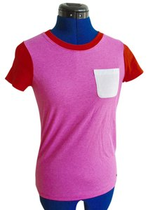 Kate Spade T Shirt Pink Orange