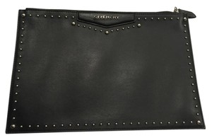 Givenchy Leather black Clutch