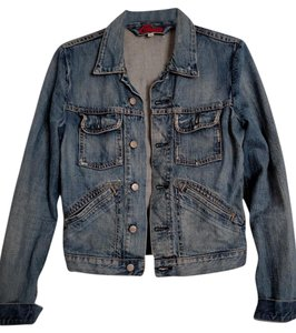 Blue Cult Blue jean Womens Jean Jacket