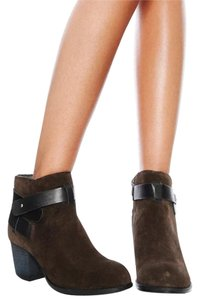 Dolce Vita Olive Green Suede Boots