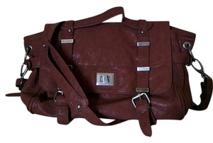Cooperative Satchel in Brown