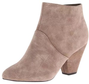 Dolce Vita Taupe Suede Boots