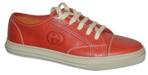 Gucci Sneakers Women Sneakers Red Athletic