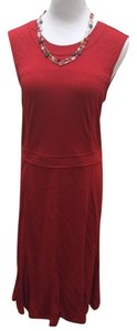Red Maxi Dress by Tory Burch