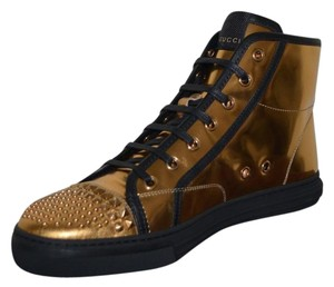 Gucci Sneakers Womens Sneakers Women Sneakers Hitop Sneakers Gold Athletic