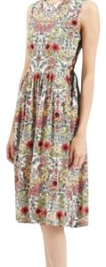 CREAM MULTI Maxi Dress by Topshop