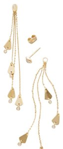 Anthropologie Anna's front back earring