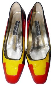 Mario Valentino multicolor Pumps