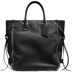Coach Vintage Tote in Black