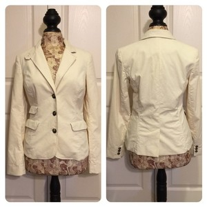 Lilly Pulitzer Cream Blazer