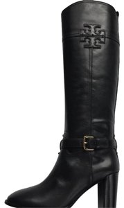 Tory Burch Black Ridding Blaire Boots